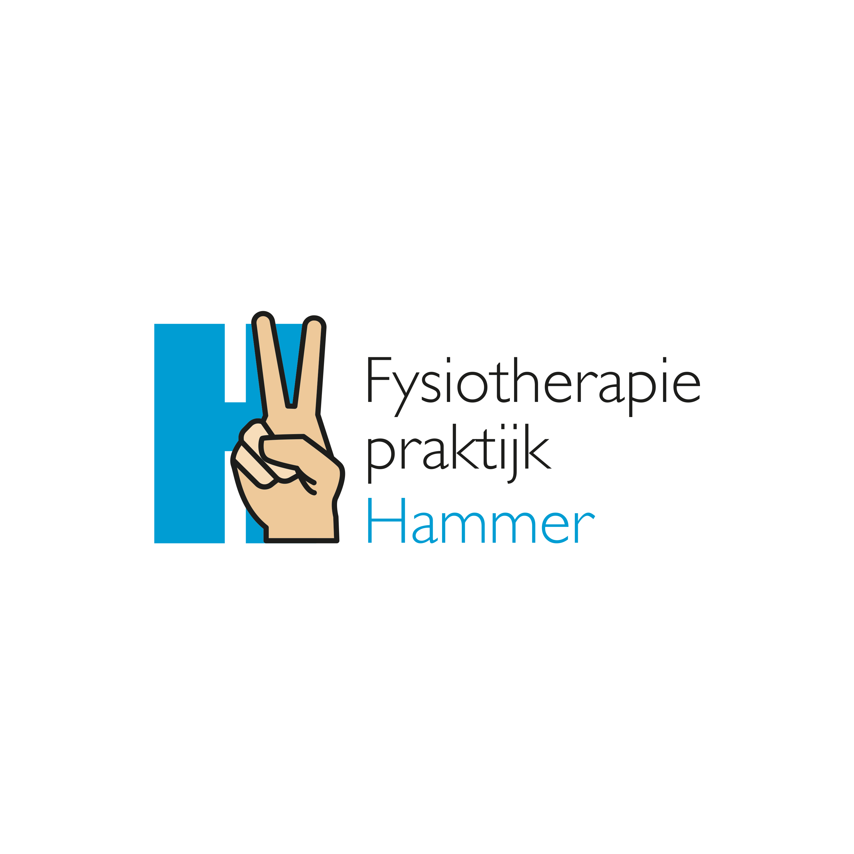 Logo ontwerp Fysiotherapiepraktijk Hammer