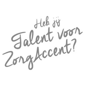 Logo Talent voor ZorgAccent