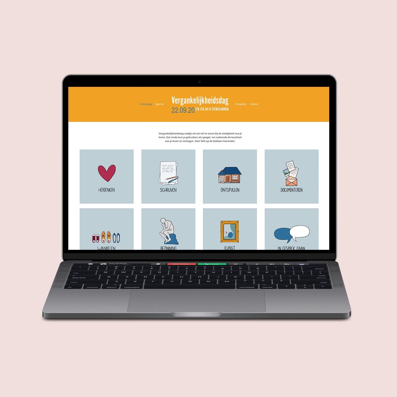 Website – Vergankelijkheidsdag 2020