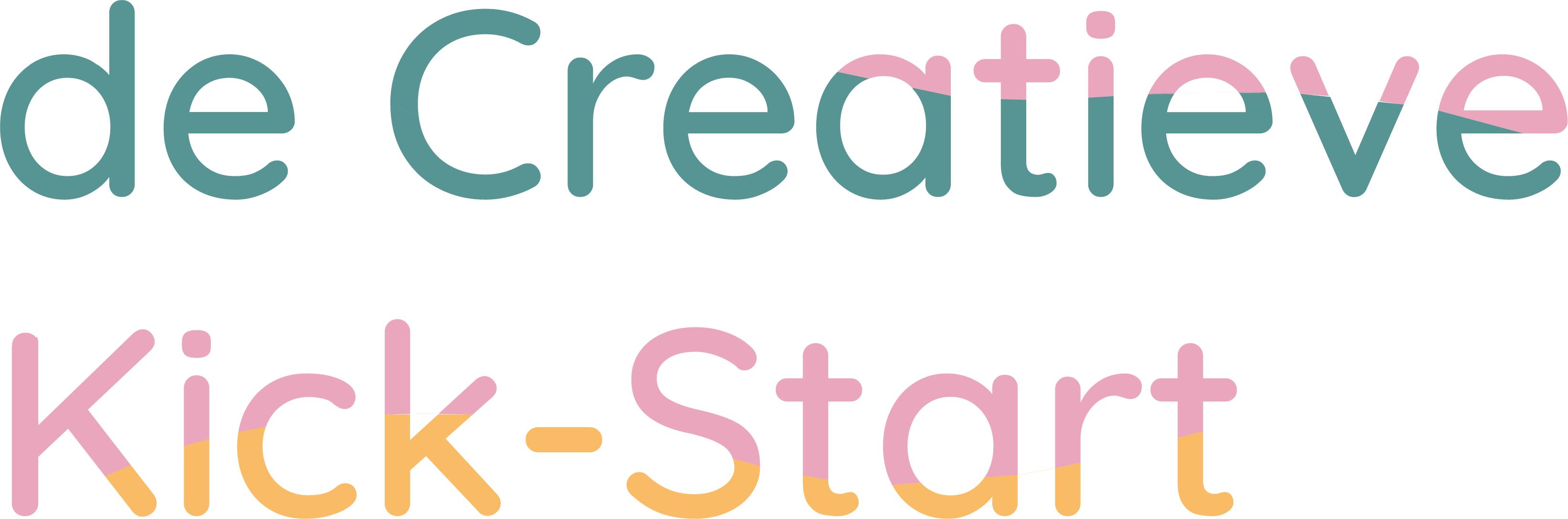 Logo ontwerp De Creatieve Kick-Start