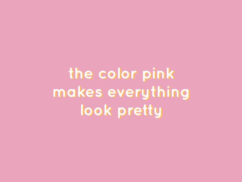 Quote roze