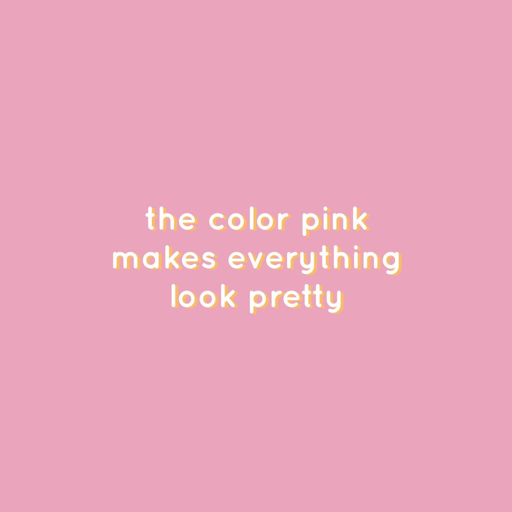 Roze in je kleurenpalet