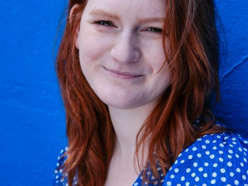 Anne-Loes, eigenaar Studio Pinck