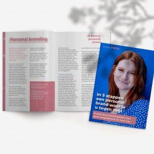 Magazine Personal Branding