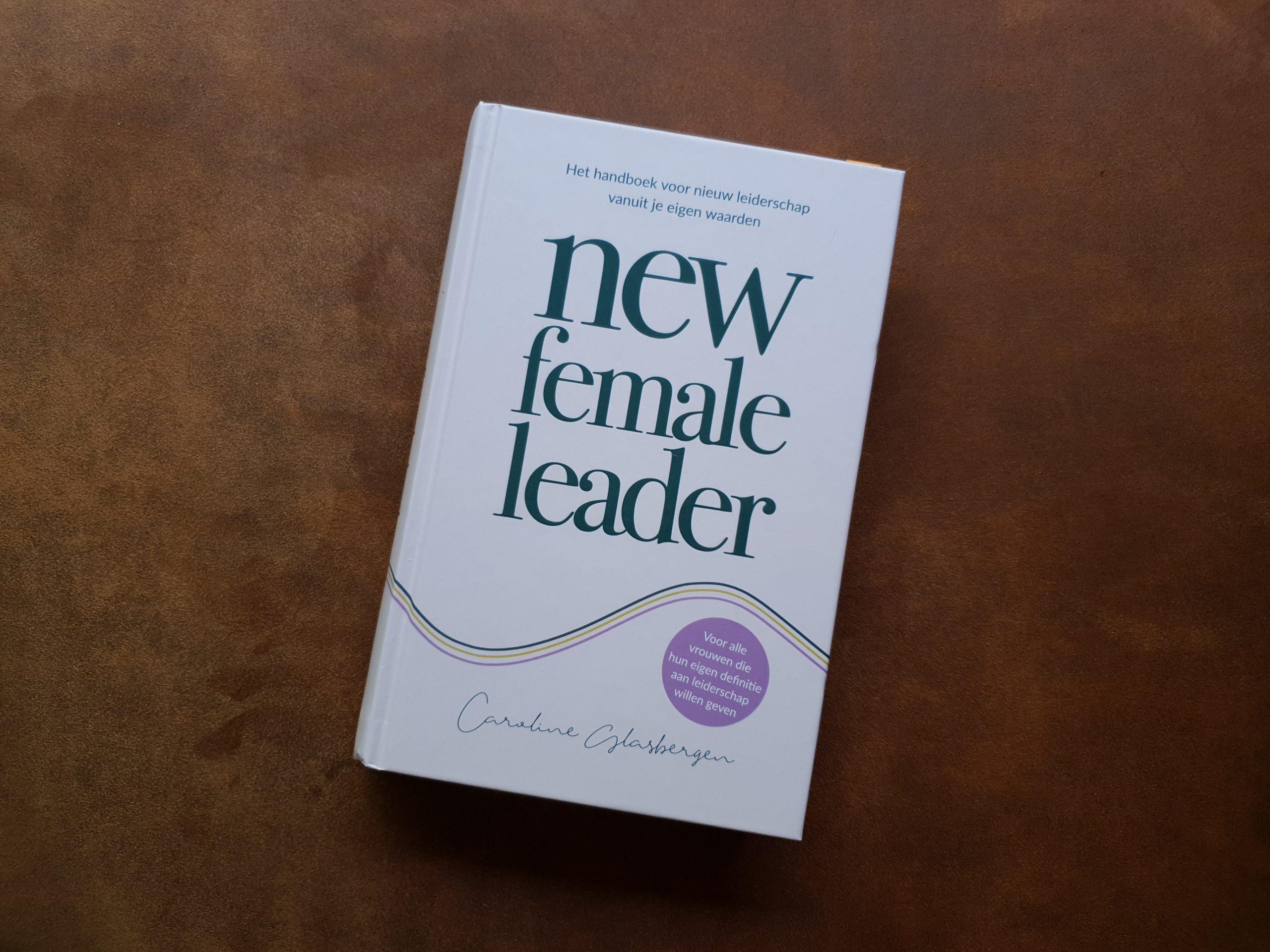 Boekreview New Female Leader